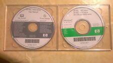 CD ROM HP PSC 1400,1500,OFFICEJET 5600 et Manuel d'installation