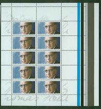 BRD 1963, Dehler KB übergross, verschnitten, xx men03