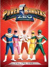 Power Rangers Zeo, Vol. 1 [3 Discs] (2013, REGION 1 DVD New)