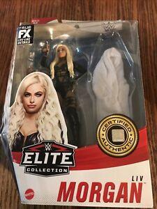 "WWE Elite Collection Liv Morgan Series 85 Mattel 6"" Figure Riott Squad New"