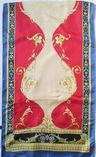 - Écharpe PIERRE BALMAIN  soie  vintage Scarf  44 x 160 cm