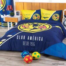 America Club Aguilas Comforter Decoration Blanket Gift Edredon Soccer Queen 3Pcs