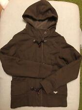 Brown Roxy Jacket Ladies M Medium
