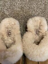 Unisex Ugg Chestnut Cosy Slippers Size 10