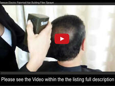 fits Toppik Samson Electronic Hair Building Fibers Sprayer Best Loss Concealer
