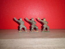 PLOMB CREUX = 3 SOLDATS LANCEURS DE GRENADE WW1