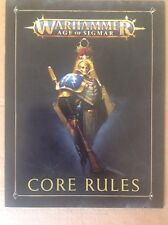 Warhammer Age of Sigmar Soul Wars Core Rules The Rules Rulebook