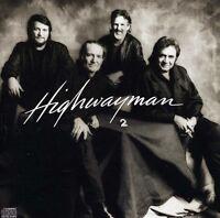 The Highwaymen - Highwaymen 2 [New CD]