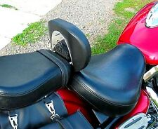 DRIVER RIDER BACKREST YAMAHA XV 1600 / 1700 WILD STAR (XV 1600 / 1700 ROAD STAR)