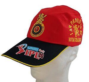 IPL 2021 Royal Challengers Bangalore Cap T20, Cricket India, RCB VIVO