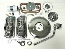 VW BUG TYPE 1 & 2 SUPER CHROME  DELUXE ENGINE KIT EMPI 8742
