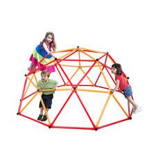 Kids Playground Dome Climber Jungle Gym Monkey Bars Outdoor Backyard Climbing