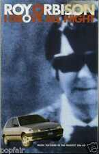 ROY ORBISON - I DROVE ALL NIGHT 1993 REISSUE UK CASSINGLE CARD SLEEVE JEFF LYNNE