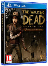 The Walking Dead: A Telltale Game Series - Season Two (Sony PlayStation 4, 2014)