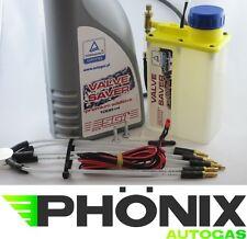 Autogas Ventilschutz Starter-Set LED LPG Valve Saver Fluid Flashlube Alternative