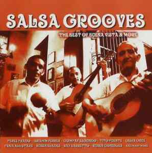 CD - Compilation -: SALSA GROOVE (2000) - Trax & more ...