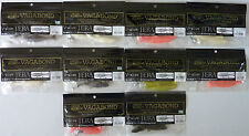lot 10 pack leurre souple VAGABOND V-alive JERA peche mer Ultimate Fishing lures
