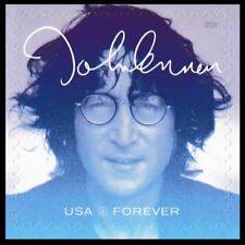 US 5315 Music Icons John Lennon blue forever single (1 stamp) MNH 2018