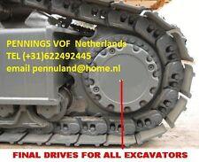 Final drive rupsmotor,rijmotor,trackmotor FURUKAWA;GEHL;GEHL MAX;Hitachi