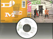 BELL BIV DEVOE Do Me 4TRX MIXES & SMOOTHED OUT USA LIMITED CD single New Edition