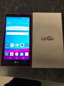 NEW IN BOX LG G4 H815 GSM 32gb FACTORY UNLOCKED AT&T T.MOBILE PHONE