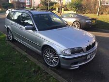 BMW 3 Series Estate (1999 - 2005) E46 2.5 325i Sport Touring 5dr CAT C