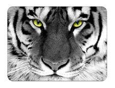 Silent Monsters Gaming & Office Mauspad 24 x 20 cm Mousepad Tiger Raubtier Löwe