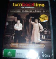 Turn Back Time The High Street 2 DVD (Australia Region 4) DVD - NEW
