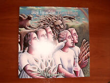 Jakszyk, Fripp And Collins – A Scarcity Of Miracles LP 2011 Japan IEPS-9114 New