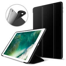 Slim Magnetic Leather Smart Cover Soft Silicone Case For iPad mini 4 Air 2 9.7""