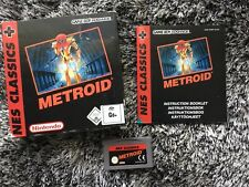 Genuine Metroid For Nintendo Gameboy Advance - Boxed