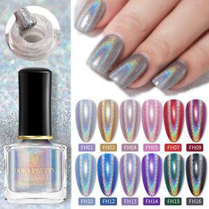 BORN PRETTY Perle Holografisch Nagellack Glitter thermisch Nail Polish Base Top
