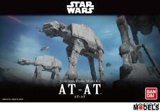 Star Wars AT - AT AT-AT 1/144 Bandai/Revell 01205 Plastic Model Kit New
