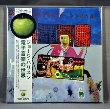 George HARRISON Electronic Sound Orig '05 JAPAN Mini LP CD TOCP-67572 NEW