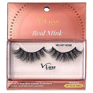 V-Luxe by i•ENVY   Real Mink – Velvet Rose