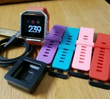 Fitbit Blaze FB502 Activity Tracker Small Bands With Charger