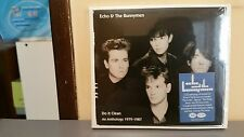 ECHO & THE BUNNYMEN - DO IT CLEAN - AN ANTHOLOGY 79-87 (2 CD SIGILLATO SALVO)