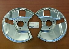 FORD Escort Mk2 Disque de frein avant support de plaque SET nouvelle paire