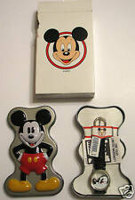 MICKEY MOUSE WATCH Disney Park Exclusive Cool Tin MIB