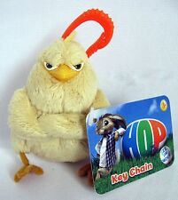 "HOP the Movie EB Easter PHIL Plush Backpack Clip /Key Chain 3.5"" MINT FREE SHIP"