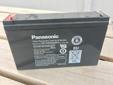 UP-VW0645P1 Panasonic 6v 7.8Ah  Rechargeable Sealed Lead Acid 6 V Battery