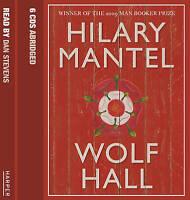 Wolf Hall by Hilary Mantel (CD-Audio, 2009)