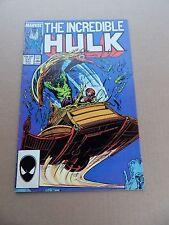 The Incredible Hulk 331. Mc Farlane -  Marvel 1987 -   FN +