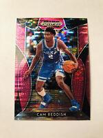 Cam Reddish Panini Prizm Draft Pick Rookie Card Pink/silver Rc🔥gem📈psa Ready