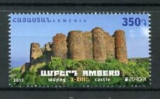 Armenia 2017 MNH Amberd Castle Europe Castles 1v Set Architecture Tourism Stamps