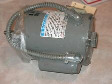 Marathon Jet Pump 1/3 HP 1 Ph 115-208-230 Volts 3450 RPM Fr. 56J-85, 9QF56C34D
