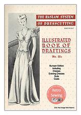 Le Haslam système de dresscutting no. 22 pare-chocs Edition années 1940-copie