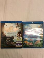 Under The Sea Island Of Lemurs Madagascar Blu-ray 3-D Children Movies