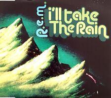 R.E.M. Maxi CD I'll Take The Rain - Promo - Europe (M/M)
