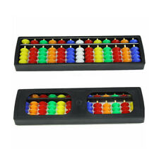 Arithmetic Colorful Beads Mathematics Calculate Chinese Abacus Educational Toy